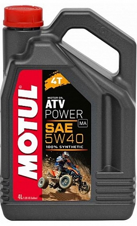 Масло ATV Power 5w40 4T