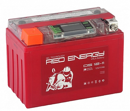 Red Energy DS 12-11
