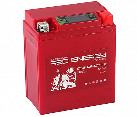 Red Energy DS 12-07.3